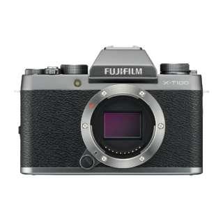 FUJIFILM X-T100【ボディ(レンズ別売)】(ダークシルバー/ミラーレス一眼カメラ)