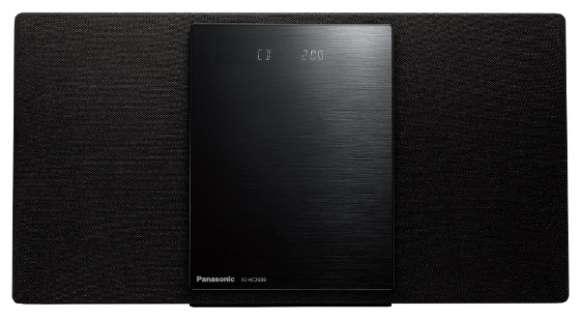 ミニコンポ SC-HC2000 ブラック [Wi-Fi対応 /ワイドFM対応 /Bluetooth対応]