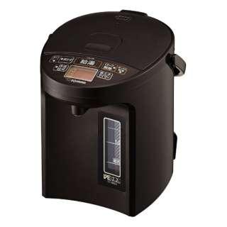 CV-GB22 電気ポット ブラウン [2.2L /電動式]