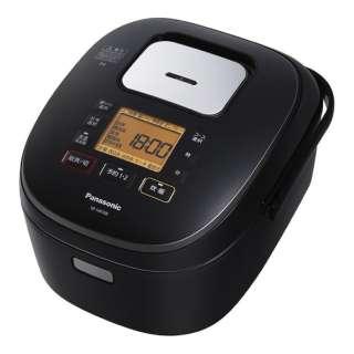 SR-HB108-K 炊飯器 ブラック [IH /5.5合]