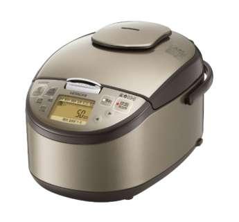 RZ-BG10M-T 炊飯器 ライトブラウン [圧力IH /5.5合]