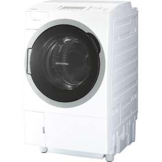 TW-127V7L-W ドラム式洗濯乾燥機 グランホワイト [洗濯12.0kg /乾燥7.0kg /ヒートポンプ乾燥 /左開き]
