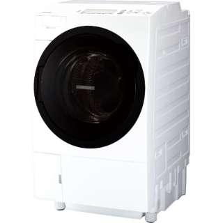 TW-117A7L-W ドラム式洗濯乾燥機 グランホワイト [洗濯11.0kg /乾燥7.0kg /ヒートポンプ乾燥 /左開き]