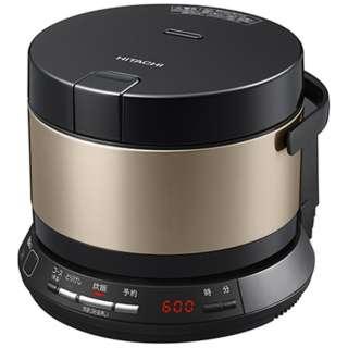 RZ-BS2M-N 炊飯器 おひつ御膳 ブラウンゴールド [2合 /圧力IH]