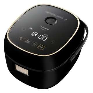 IH炊飯器 SR-KT068-K ブラック [3.5合 /IH]