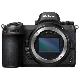 Nikon Z 6【ボディ(レンズ別売)】/ミラーレス一眼カメラ
