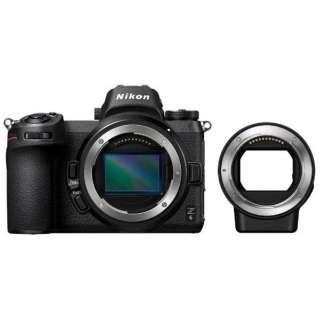 Nikon Z 6【FTZ マウントアダプターキット(レンズ別売)】/ミラーレス一眼カメラ