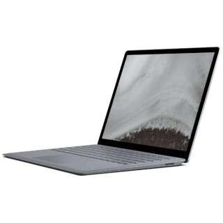 LQL-00025 ノートパソコン Surface Laptop 2(サーフェス ラップトップ2) プラチナ [13.5型 /intel Core i5 /SSD:128GB /メモリ:8GB /2019年1月モデル]