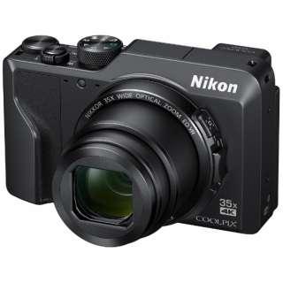 A1000 コンパクトデジタルカメラ COOLPIX(クールピクス) ブラック