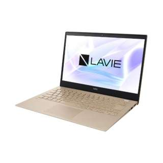 PC-PM750NAG ノートパソコン LAVIE Pro Mobile フレアゴールド [13.3型 /intel Core i7 /SSD:512GB /メモリ:8GB /2019年5月モデル]