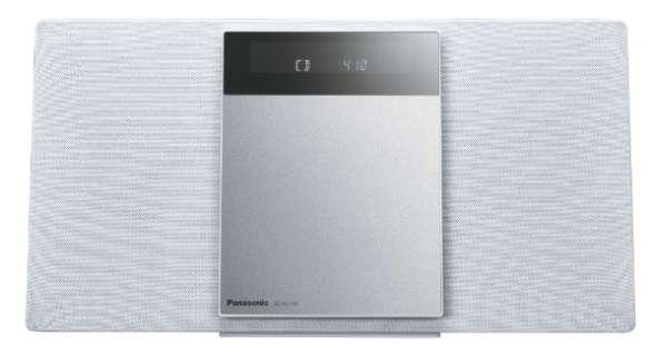 【ワイドFM対応】Bluetooth対応 ミニコンポ(ホワイト) SC-HC410-W ホワイト [ワイドFM対応 /Bluetooth対応]
