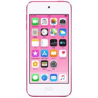 iPod touch 【第7世代 2019年モデル】 256GB ピンク MVJ82J/A