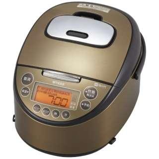 IH炊飯ジャー 「炊きたて」(5.5合) JKT-C100-TK ダークブラウン [5.5合 /IH /3.8kg]