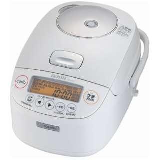 圧力IH炊飯ジャー 「極め炊き」(5.5合) NW-BJ10-WA ホワイト