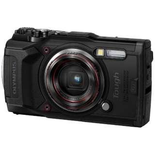 コンパクトデジタルカメラ Tough(タフ) TG-6 ブラック [防水+防塵+耐衝撃]