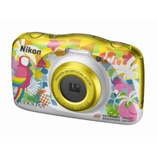 コンパクトデジタルカメラ COOLPIX(クールピクス) W150RS リゾート [防水+防塵+耐衝撃]