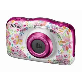 コンパクトデジタルカメラ COOLPIX(クールピクス) W150FL フラワー [防水+防塵+耐衝撃]