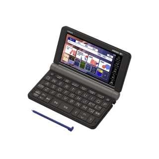 電子辞書「エクスワード(EX-word)」(英語モデル・200コンテンツ収録) XD-SX9800BK ブラック
